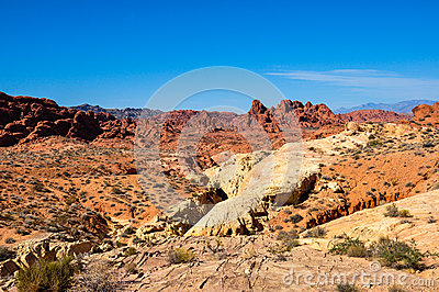 Valley of Fire Provincial Park, Nevada, USA