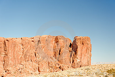 Valley of Fire rock formations