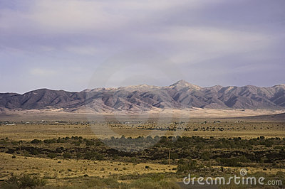 Valley of Fires scenic view