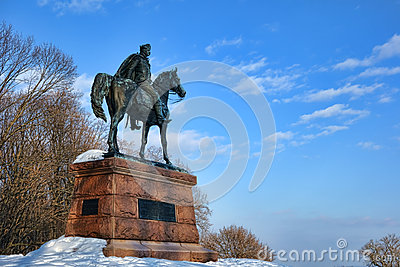 Valley Forge National Park General Anthony Wayne