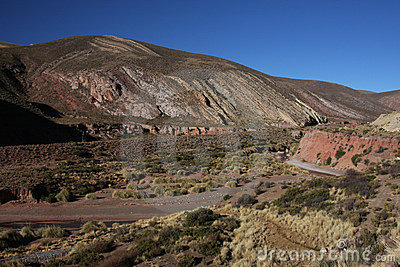 Valley near Humahuaca