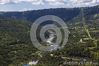 Valley River Summer