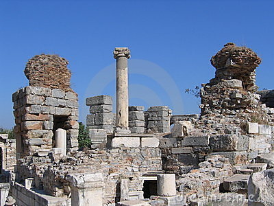 Valley of Ruins - Ancient Ephesus