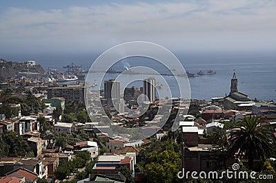 Valparaiso Harbour