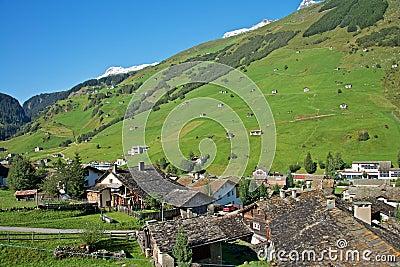 Vals, Swiss Alps