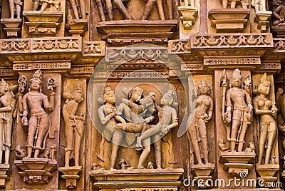 Vamana Temple.India