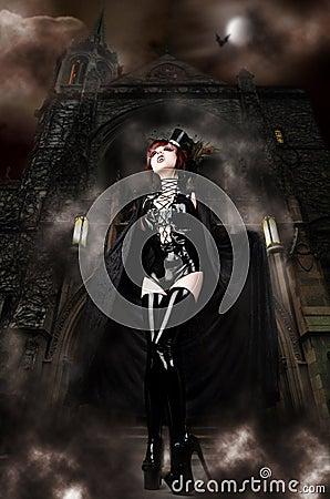 Vampira s Castle