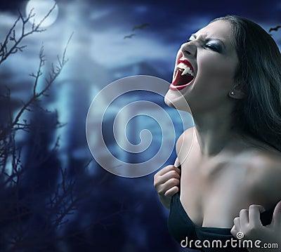 Free Vampire Stock Photo - 20335820