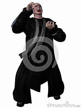 Vampire - 3D Figure