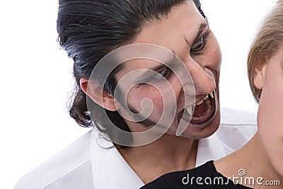 Vampire horror