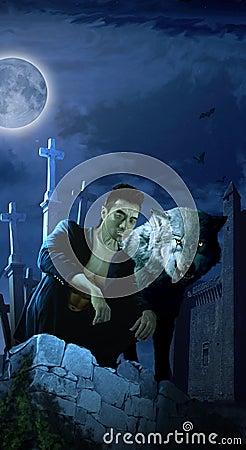 Vampyre with Werewolf