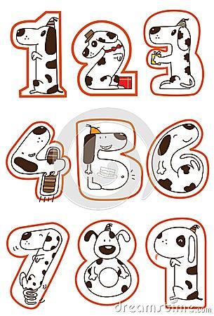 Van een hond 1-9