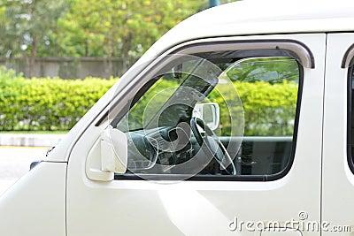 Van Window