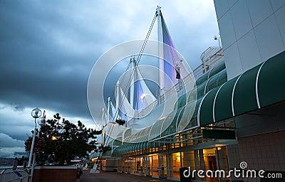 Vancouver bij dageraad