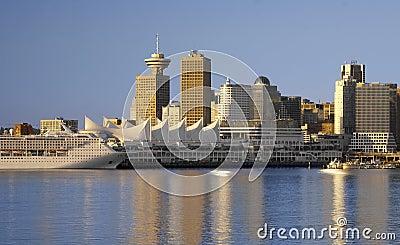 Vancouver - British Columbia - Canada Editorial Image
