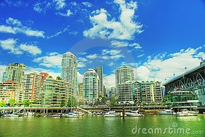 Vancouver HDR