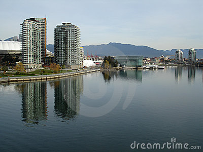 Vancouver s False Creek