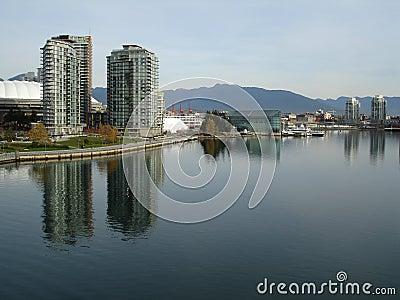 Vancouver s False Creek