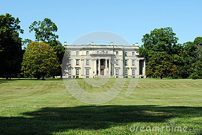 Vanderbilt Estate Mansion, Hyde Park NY