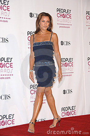 Vanessa L Williams Editorial Stock Photo