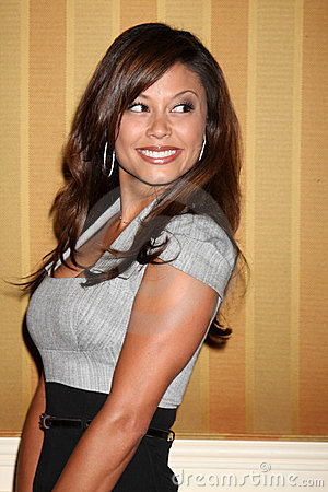 Vanessa Minnillo Editorial Stock Image