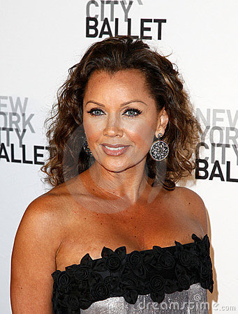 Vanessa Williams Editorial Photo