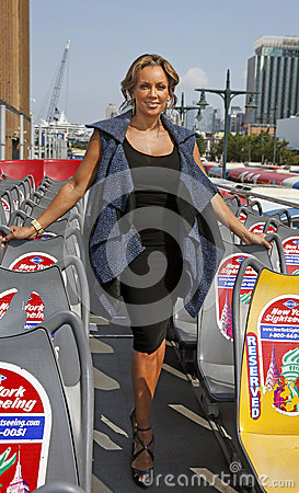 Vanessa Williams Editorial Stock Image