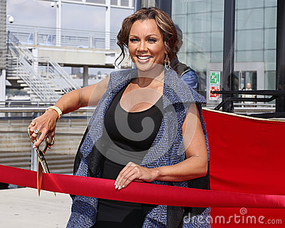 Vanessa Williams Editorial Stock Photo