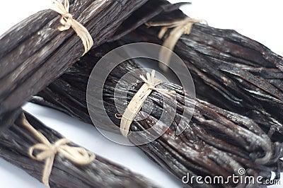 Vanilla bean stack