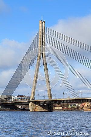 Vansu Bridge Editorial Photography
