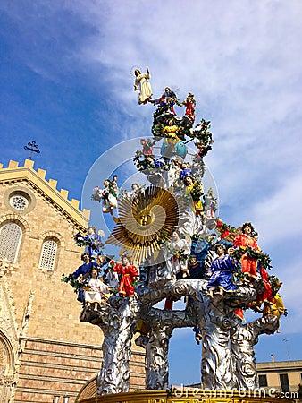 Vara art-craft at Messina