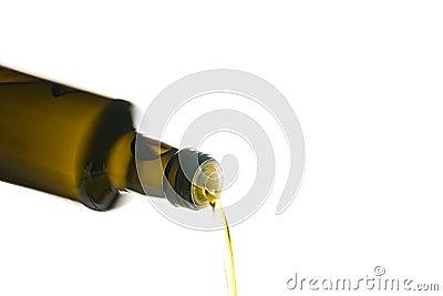 Vara hälld oljeolivgrön
