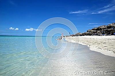 Varadero beaches, Cuba