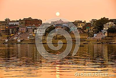 Varanasi (Benares) Uttar Pradesh, India