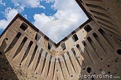 Varano de Melegari castle. Emilia-Romagna. Italy.