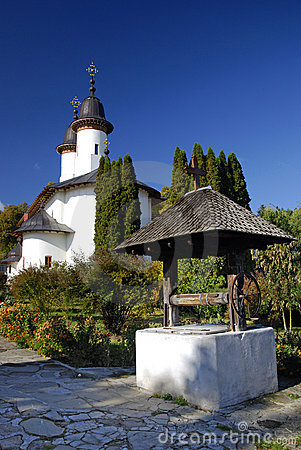 Varatec Monastery, Romania