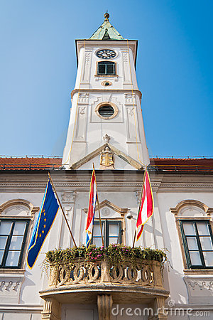 Varazdin city hall