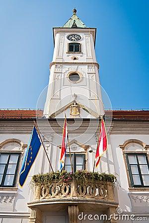 Varazdin city hall