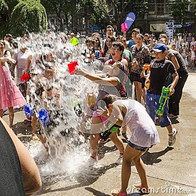 Free Vardavar Water Festival Stock Photos - 74707883