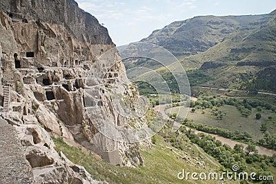 Vardzia monastery Georgia