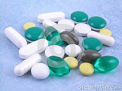 Varias píldoras