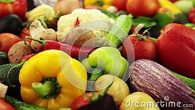 Variation av grönsaker