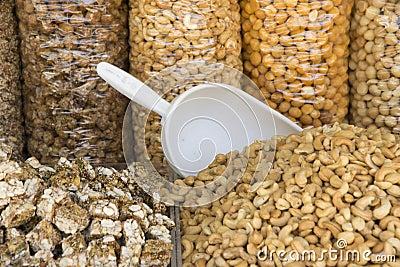 Variation of nuts