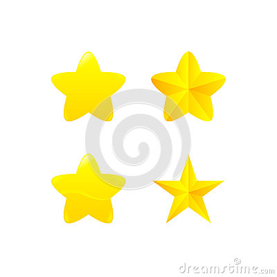 Variations of yellow star award