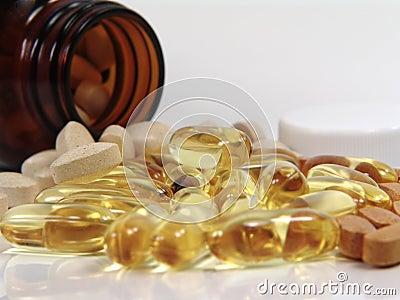Varie pillole