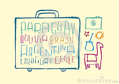 Traveling to South American