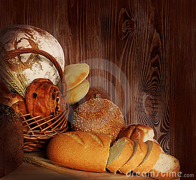 Free Variety Of Bread Stock Photo - 14799170