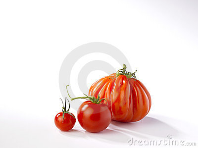 Variety of tomatoes