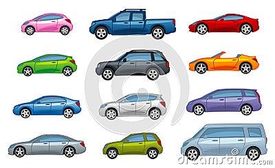Various auto