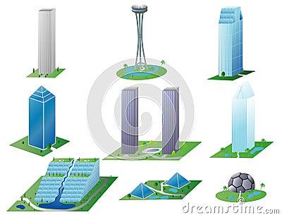 Various Buildings II